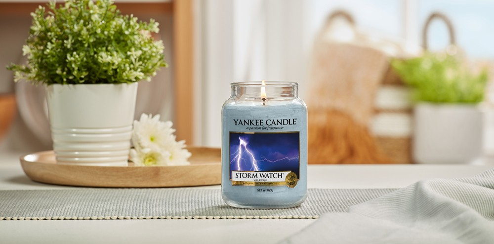 Fresh Fragrances by Yankee Candle